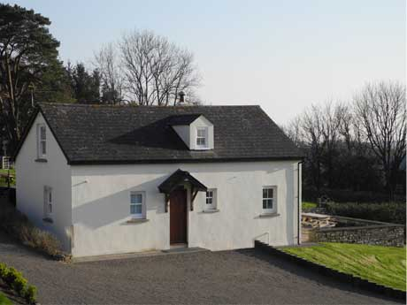 Exterior view of Gwalia cottage